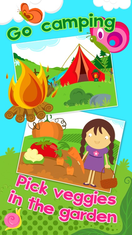 Farm Games Animal Games for Kids Puzzles for Kids screenshot-2