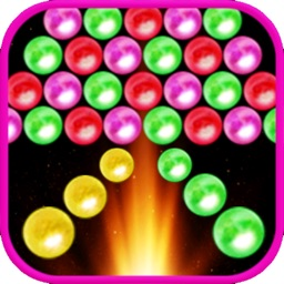 Color Ball Pop Shooter