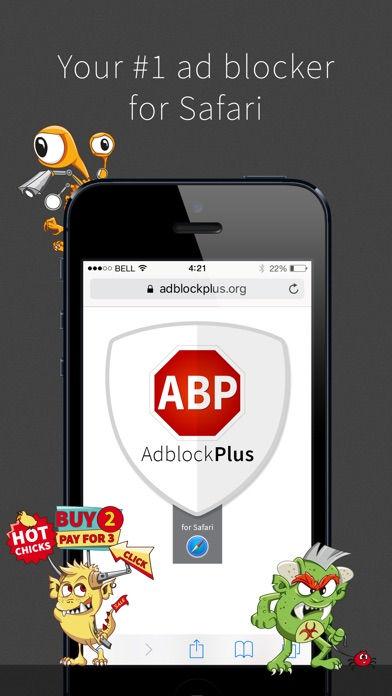 Baixar Adblock Plus (ABP): Remove ads, Browse faster without tracking para Android