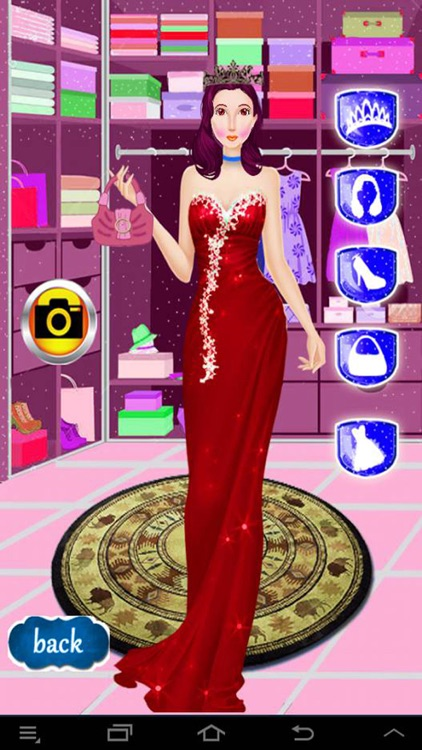 Cinderella Makeover Makeup S Beauty Salon Games By Neamt Marius