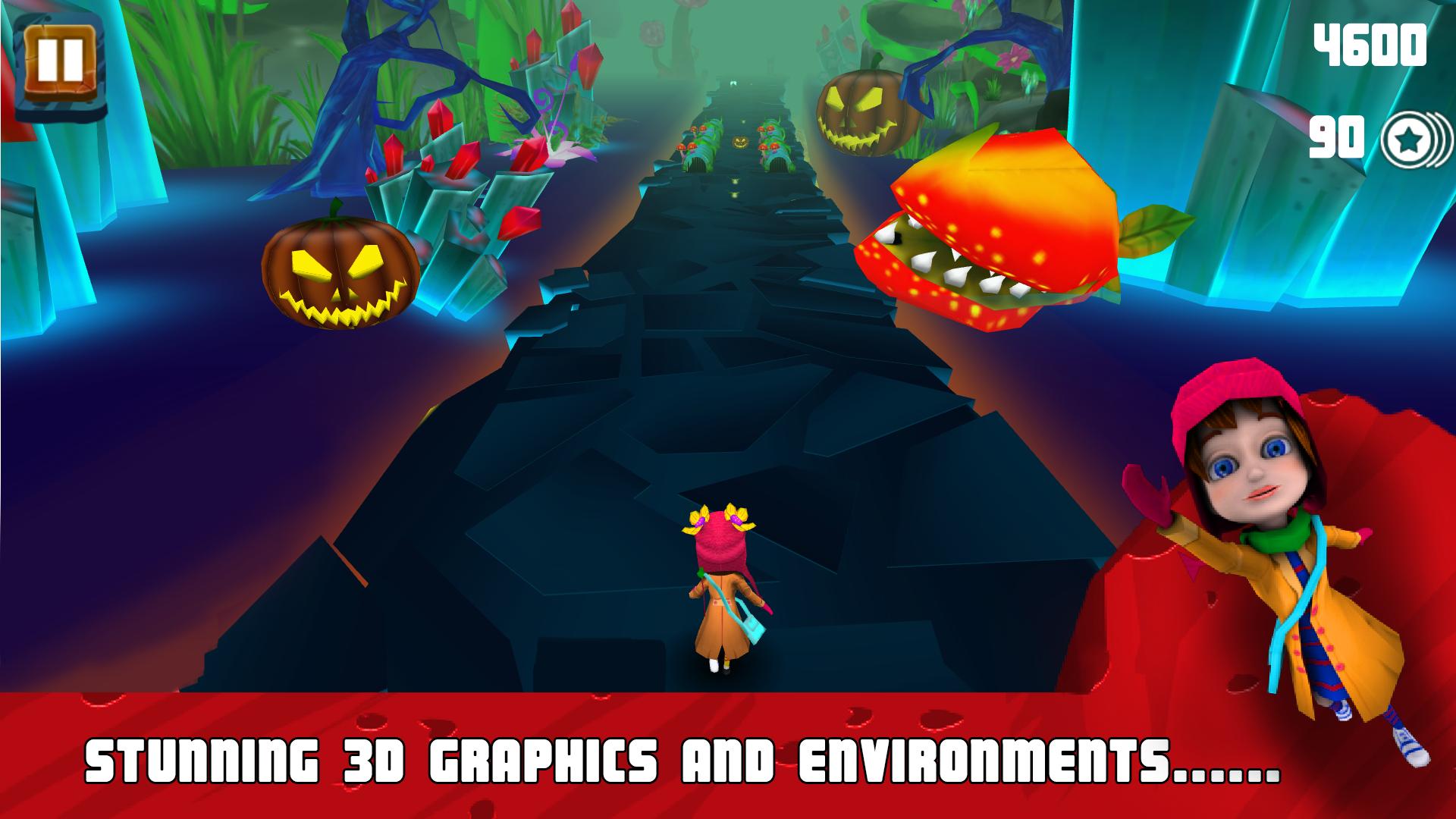Dream Run - Endless Runner screenshot 9