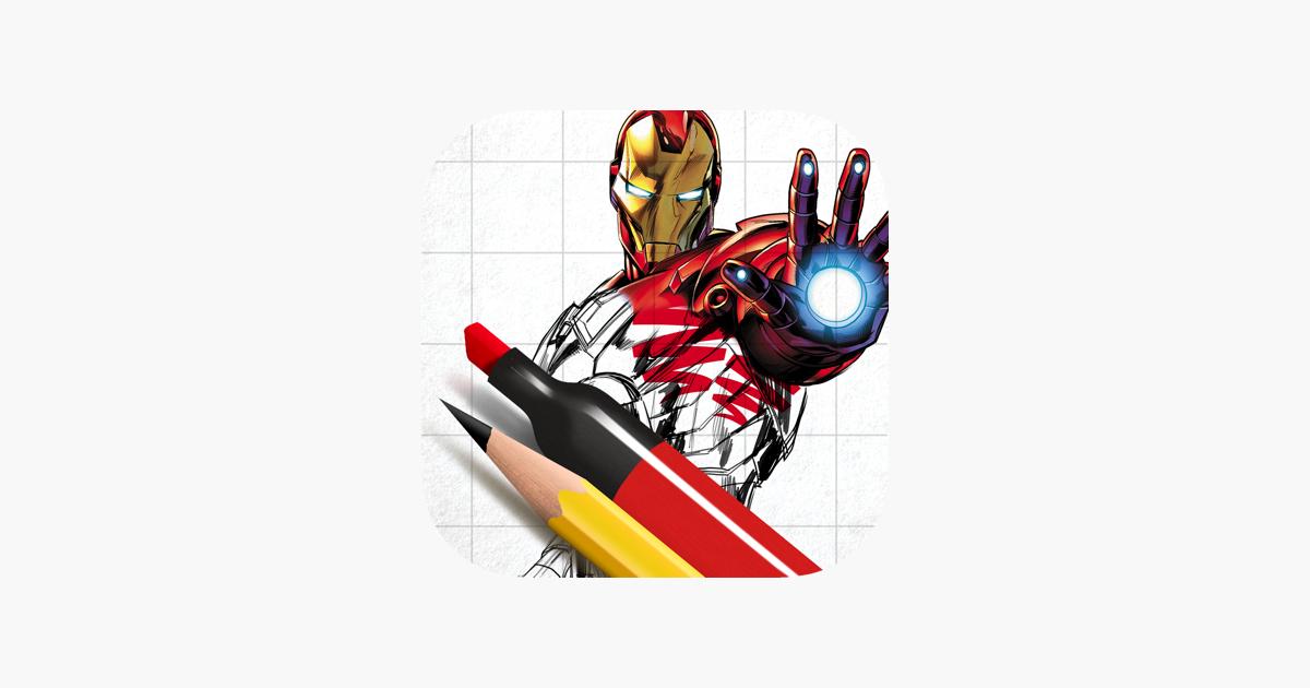 Marvel Creativity Studio en App Store