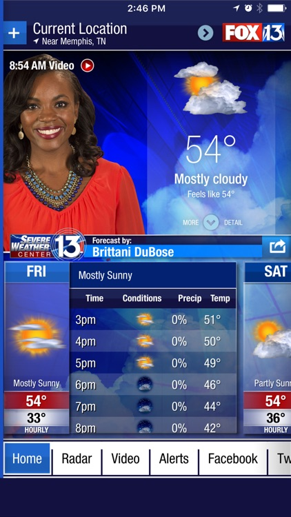 FOX13 Weather App screenshot-1