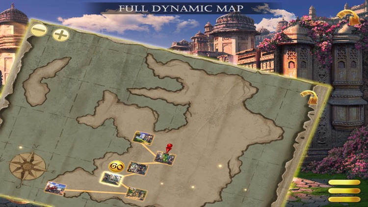Sea Of Giants: Explore A Secret Island screenshot-3