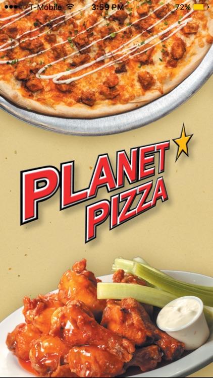 Planet Pizza - Westport