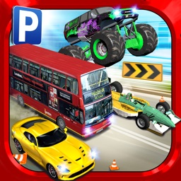 Ridiculous Parking Simulator a Real Crazy Multi Car Driving Racing Game
