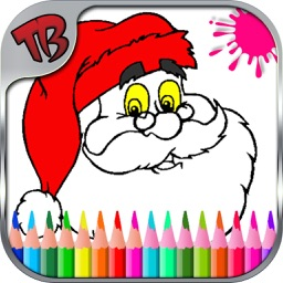 Coloring Pages For Toddlers -  Education Coloring Pages For Preschool Kids Christmas  Game