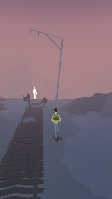 Lost Tracks screenshot1
