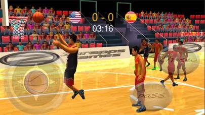 バスケットボール世界2014のスクリーンショット4