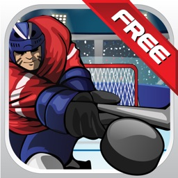 Hockey Flick - The Great Hockey Shootout Free Game