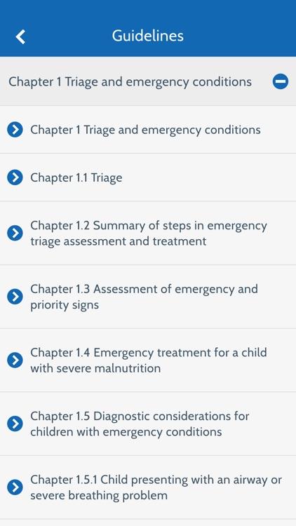 WHO e-Pocketbook of Hospital Care for Children