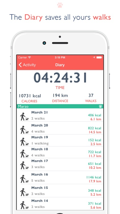 Dog Walking - Training with your Dog (GPS, Walking, Jogging, Running) screenshot-3
