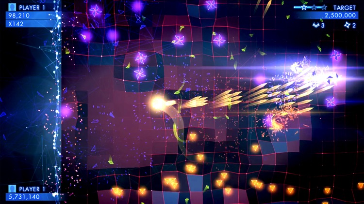 Geometry Wars 3: Dimensions Evolved screenshot-4