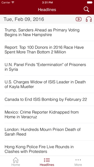 Democracy Now! on the App Store