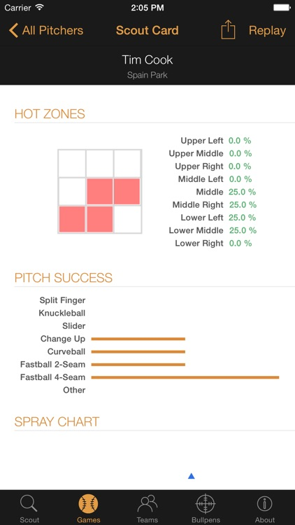 Pitch Locator Pro screenshot-3