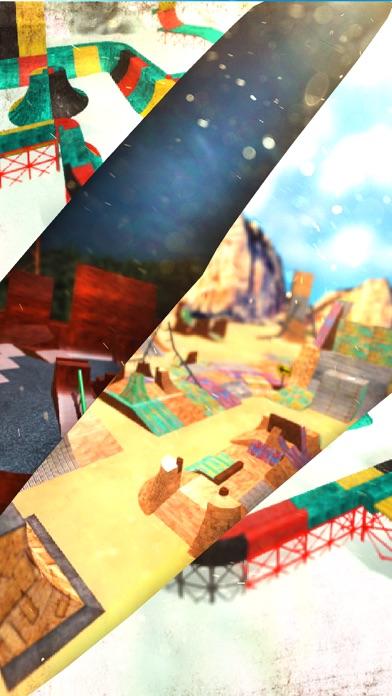スケートボードの世界 - 無料スケートボードシミュレーションゲームのスクリーンショット3