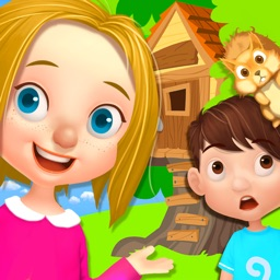 Magic Treehouse Story - Clean, Design and Decorate with Friends!