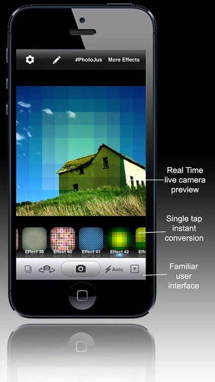 PhotoJus Pattern FX - Adding Polka Dot to your Photo screenshot-3