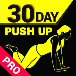 30 Day Push-Ups Trainer Pro