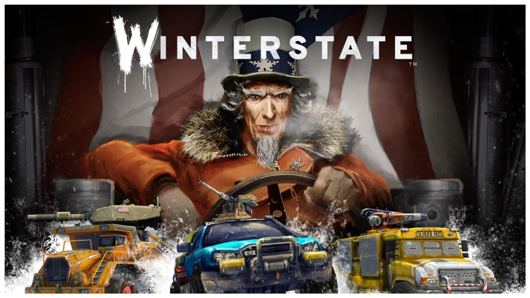 Winterstate screenshot-4
