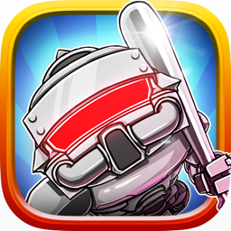Ícone do app Trouble With Robots