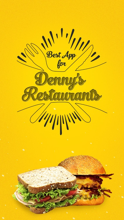 Best App for Denny's Restaurants