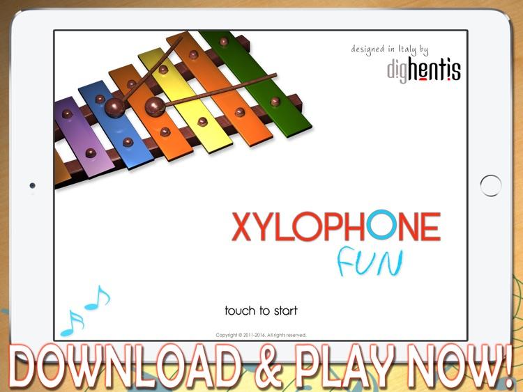 i-XyloPhone Fun HD Free screenshot-0