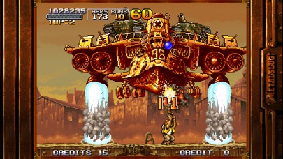 Screenshot for METAL SLUG X in Ecuador App Store