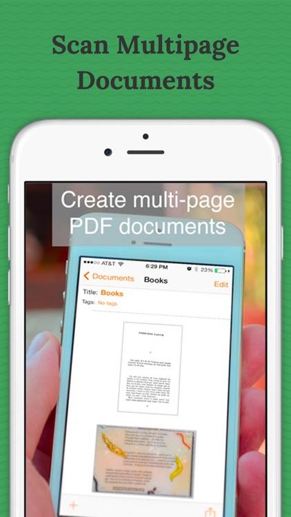 PDF Scanner-Free screenshot-4