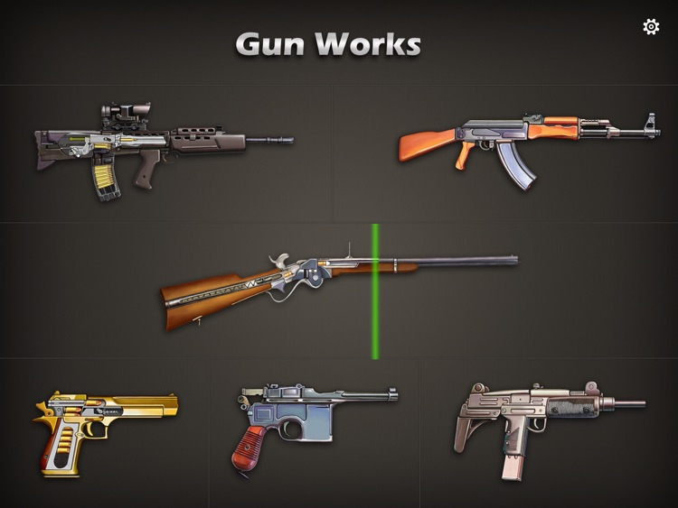 Gun Works Pro for Works, open gun, gun theory screenshot-4