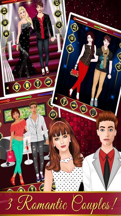 Romantic Couple Dress Up Game screenshot two