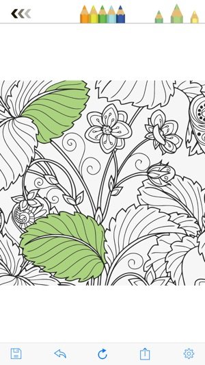 Colorty: Best Coloring Book for Adults on the App Store