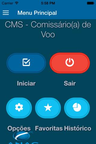 CMS - Banca da ANAC - Simulados screenshot 1