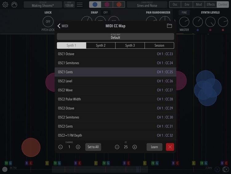 Shoom Synthesizer screenshot-3