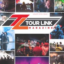 TourLink Magazine - Leaders in Concert and Show Support