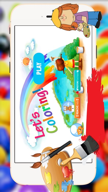 cat dog coloring book animal drawing painting for good kid games