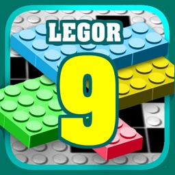 Legor 9 - Best Free Puzzle & Brain Logic Game