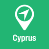 BigGuide Cyprus Map + Ultimate Tourist Guide and Offline Voice Navigator
