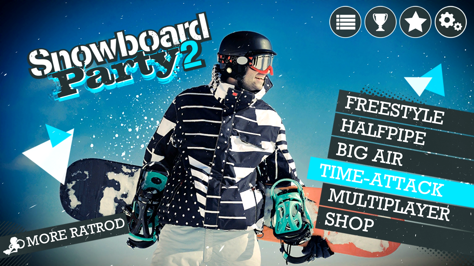 Snowboard Party World Tour Pro screenshot 12