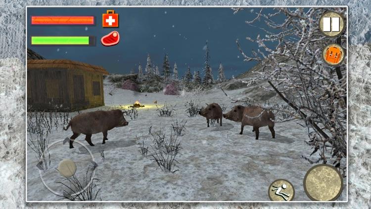 Island Survival - Winter Story FREE