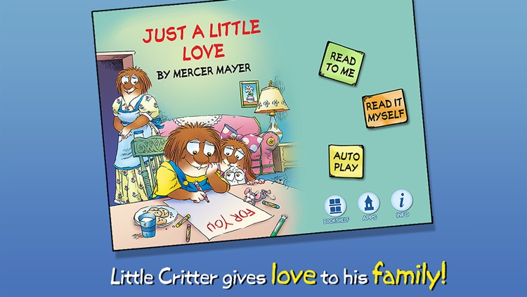 Just a Little Love - Little Critter screenshot-0