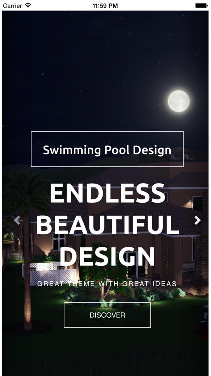 Pool Design Consultant