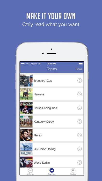 Horse Racing News & Videos - Sportfusion
