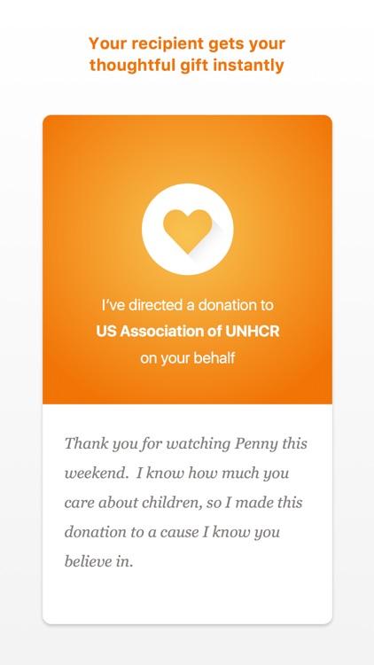 Small Token - donate to a nonprofit as a gift screenshot-4