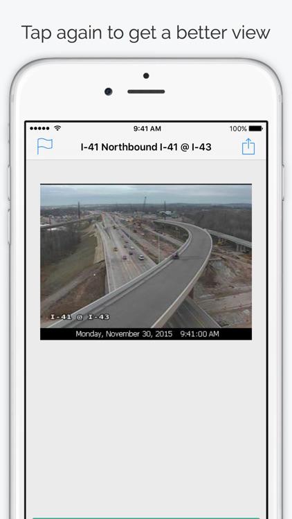 RoadCam - Traffic Camera Viewer & Live Traffic