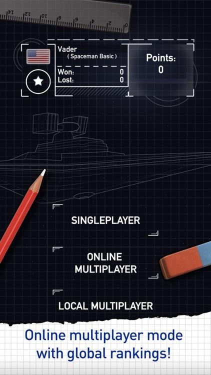 Space Battle - Sea Battle screenshot-4