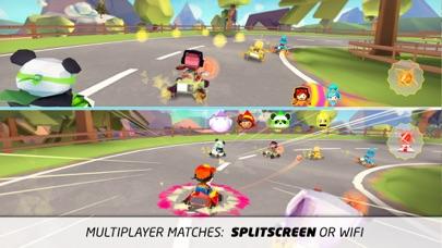 Screenshot from KING OF KARTS: Single- & Multiplayer Battles.