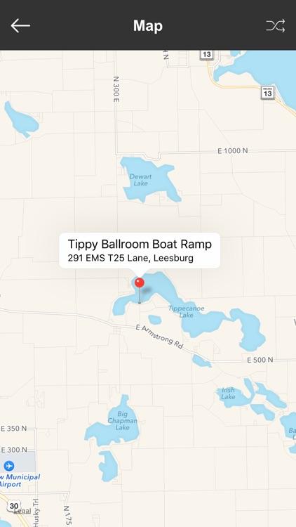 Indiana Boat Ramps & Fishing Ramps screenshot-3