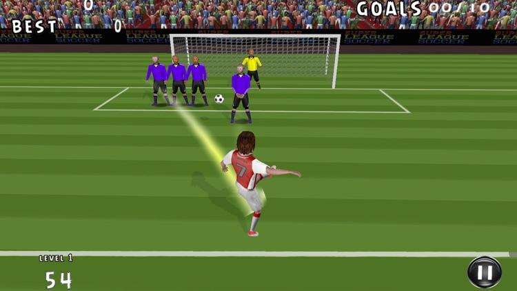 Super League Soccer screenshot-3