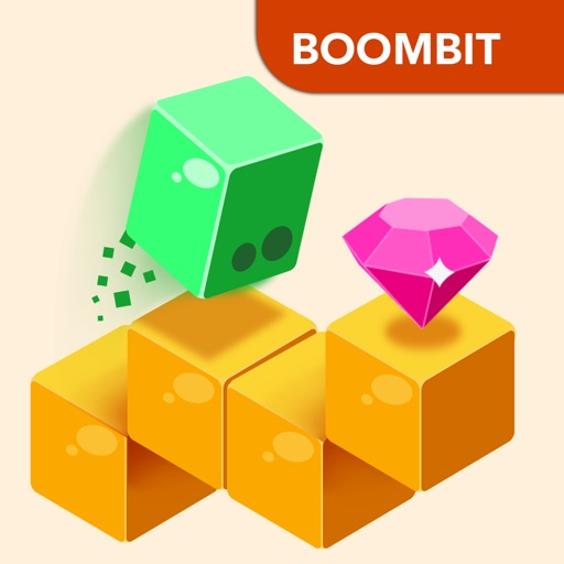 Bouncing Square icon
